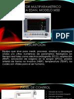 Capacitacion Monitor Edan m50