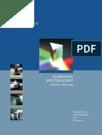 Spectroscopy Brochure