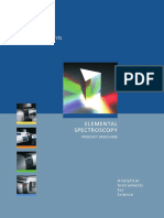 Spectroscopy Brochure