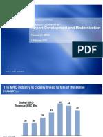 Airport Development and Modernization