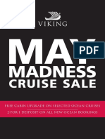 May Madness Sale Ocean