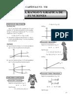 Guía 6 y 7 - Dominio, Rango y Gráfica.doc
