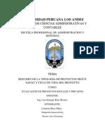 TIPOS DE PROYECTOS y CICLO DE VIDA DE UN PROYECTO DE INVERSION.docx