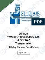 s Ct Catalog 2011
