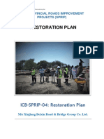 Restoration Plan-Package 04.docx