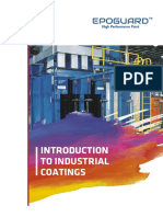 Epoguard - Introduction to Industrial Coatings