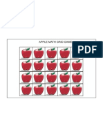 Apple Grid Game