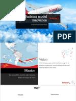 avianca business model innovation