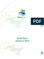 GreenTown Development Company Investor Presentatie 01052019
