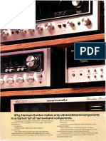 Vintage Stereo Catalog1978