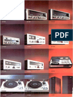 Vintage Stereo Catalog 1976