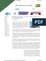Recomendaciones Del Grupo de Trabajo Europeo de Psicogerontologia