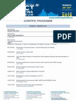 Programma Scientifico FINALE Al13 03