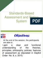 Assessment Under the K to12 do 8 s 2015.pptx