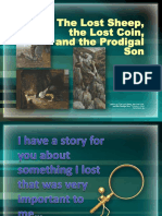 7-19 The Lost Sheep the Lost Coin - Copy.ppt