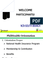 Philhealth PPT (March 20 2019)