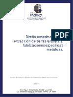 Itescam - Pacifico - Diseño Experimental