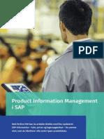Perfion Product Information Management (PIM) i SAP