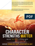 Character Strengths Matter (How to Live a Full Life) - Polly, Shannon & Britton, Kathryn.epub