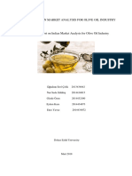 Market Analysis for Olive Oil Industry.docx