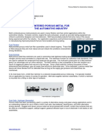 Automotive Industry Applications