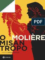 Molière O Misantropo