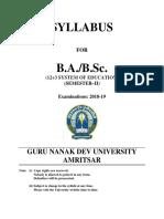 BA BSC Semester II 2018-19.pdf