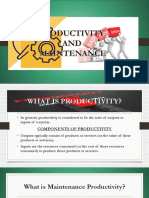 Productivity - Castillo, Aquilino Bsce 5c