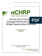 Service Life of Corrosion Damged Reinforced Concrete Bridge Superstructure Elements.pdf