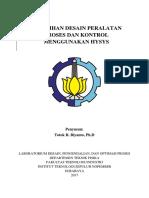 Modul Ajar Hysys - Totok R Biyanto all.pdf