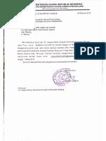 Surat Prodistik