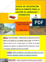 1ra CLASE  TEC EXPL ARCILLA 2014-I.pptx