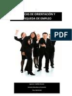 Técnicas de Orientación y Búsqueda de empleo