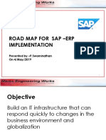 Sap Erp Implementation Roadmap