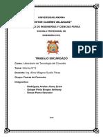Informe Topografico Pachacutec