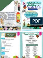 Buku Program Hari Guru 2019