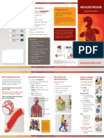 Hypertension Brochure