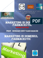 Marketing Farmaceutic