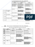 vtu time table 2010 (MBA)