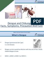Dengue & Chikungunia