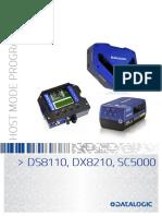DS8110 DX8210 SC5000 Host Mode Programming