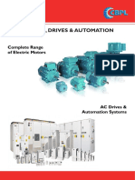 ABB Motors and Drives