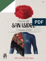 Fiestas de San Isidro 2019 en Coslada