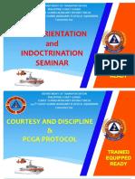 Pcga Protocol