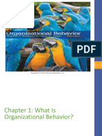 organizational behaviour chapter 4