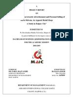Rajnu Front Maic Final