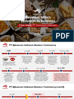 Business Ethics Violation in Business_PT Ajinomoto Indonesia_28Feb19