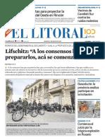 El Litoral Mañana 07/05/2019