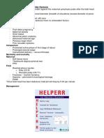 OBSGYN - Shoulder Dystocia