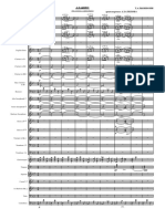 Adajio - Full Score